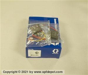 Electric Motor Brush Repair Kit: Graco 234037 Brush Set For Graco Reactor Electric Motor