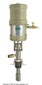 30:1 IPM Transfer Pumps for grease and high viscosity fluids