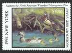 #20, New York State Duck stamp, SCV $10