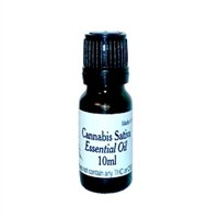 <B>ORDER#: EO-10</B> <BR>Hemp Essential Oil, 10ml bottle