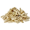 <B>ORDER#: F-H1</B> <BR>100% Hemp Hurds, Chinese Grown