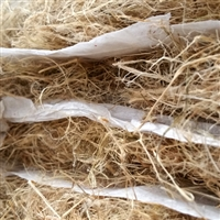 <B>ORDER#: F-L3</B> <BR>100% Hemp Clean Long Fiber