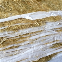 "<B>ORDER#: F-L3-7""</B> <BR>100% Hemp Clean Long Fiber, 7"""