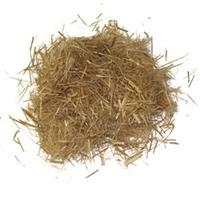 <B>ORDER#: F-S1</B> <BR>100% Raw Short Hemp Fiber, Uncombed