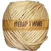 <B>ORDER#: TWINEBALL-4MM</B> <BR>100% Hemp Twine, 4mm