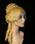Blonde Colonial Wig - Ladies'