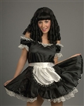 Molly the French Maid Wig - Adult