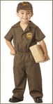 Toddler UPS Boys Costume