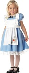 Lil' Alice in Wonderland Costume - Toddler