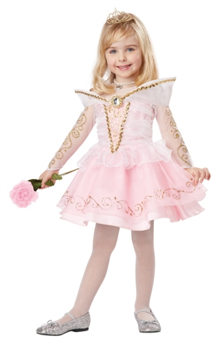 Deluxe Toddler Girl's Sleeping Beauty Costume - Aurora