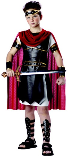 Hercules Child Costume - Boys