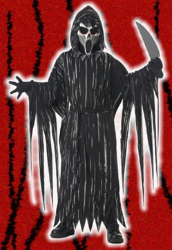 Boys Grim Reaper Kid Costume