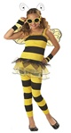 Girl's Bee Costume