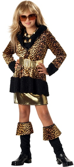 Girls Runway Model Child Costume - Diva