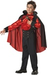 Boys Classic Child Vampire Costume