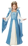 Girl's Renaissance Queen Costume - Halloween