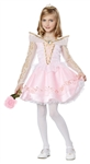 Deluxe Girl's Sleeping Beauty Costume - Aurora - Disney