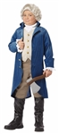 Child George Washington Costume - American President