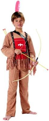 Indian Boy Costume - Child