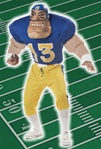 Gridiron Goliath - Football Adult Costume