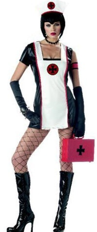Deadly Dose Nurse Adult Costume