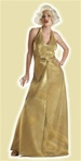 Golden Marilyn Monroe Adult Costume