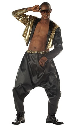 Rapper Halloween Costume