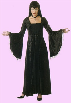 Gothic Angel of Darkness Adult Costume