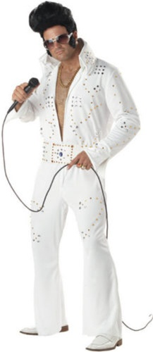Mens Rock Legend Costume