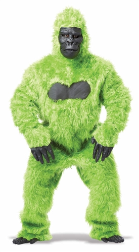 Adult Green Gorilla Costume