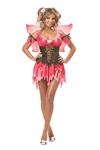 Sexy Pink Fairy Costume