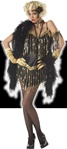 Roaring Twenties - Jazz Baby Flapper Adult Costume