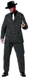 Plus Size Gangster Adult Costume
