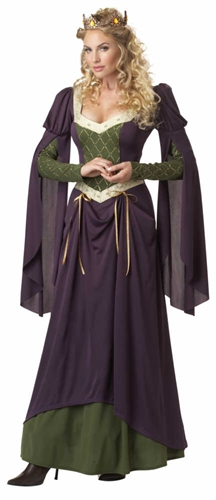 Lady in Waiting Costume - Renaissance Maiden