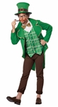 Men's Lucky Leprechaun Costume - St. Patrick's Day