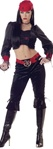 Gothic Pirate Lady Costume - Adult