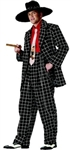 Plus Size 1930's Zoot Suit Adult Costume