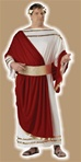 Big and Tall Caesar Adult Costume