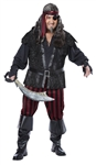 Big and Tall Rogue Pirate Costume