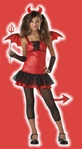 Devil Girl Costume - Tween.