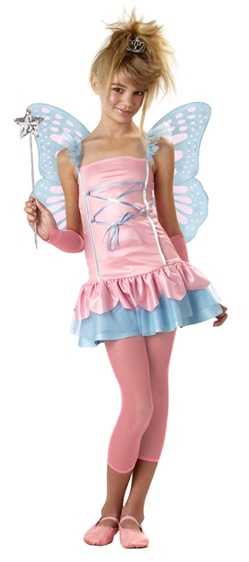 Fairy Princess Costume - Tween