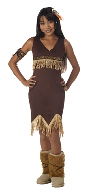 Indian Princess Costume - Tween