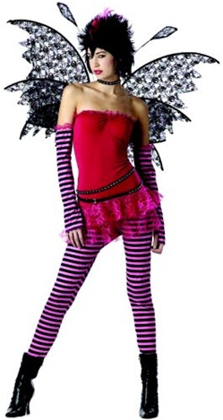 Hot Rockin' Fairy Costume - Teen