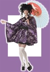 Exotic Lovely Lolita Costume - Teen