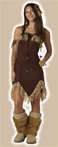 Indian Princess Costume - Teen