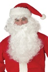 Christmas - Santa Claus Beard and Wig
