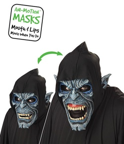 Scary Night Fiend Mask