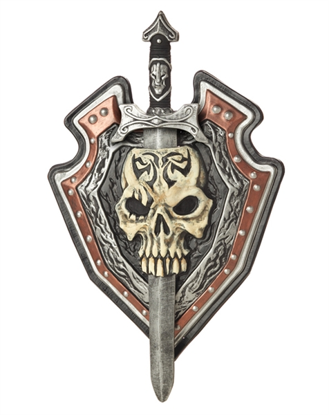 Overlord Shield and Sword