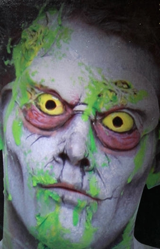 Toxic Zombie Makeup Kit for Halloween