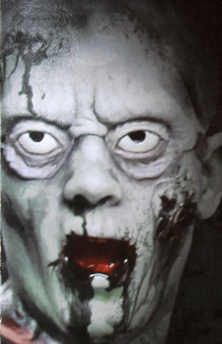 Graveyard Zombie Makeup Kit for Halloween